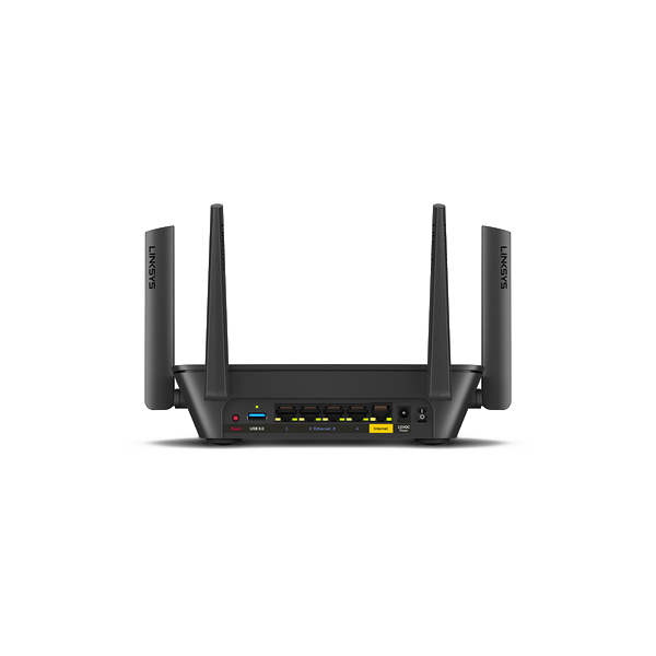 Linksys MAX-STREAM MR8300 Back